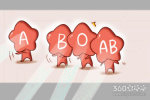 哪些血型配对是命中注定天生的一对