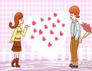 校园爱情 感人的表白情书写给男生
