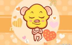 恋爱中属猪人关心对方会通过什么方式