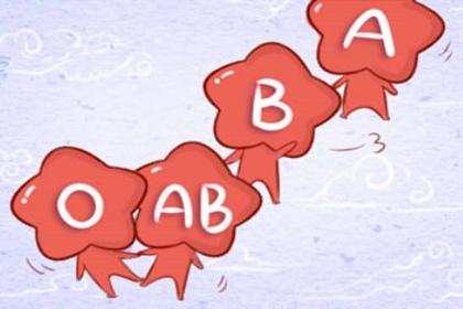 在四大血型的心中 家庭重要还是事业重要