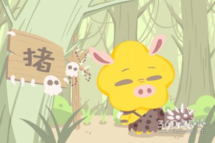 属猪的几月出生最好命阴历女孩命运