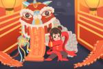 2019猪年春节图片 最新的春节祝福