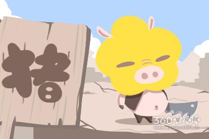 属猪的不能戴猪吗 属猪的佩戴什么属相好