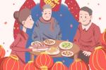 大寒节气吃什么食物好 有哪些传统食物