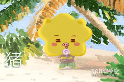 猪年最潮小孩乳名 猪宝宝小名起名介绍