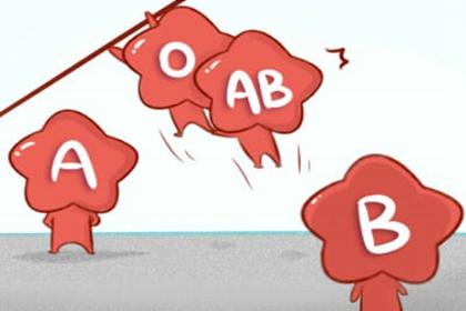 四大血型会因为什么放弃心中所爱