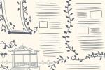 植树节简单又漂亮的画 植树节儿童作品欣赏