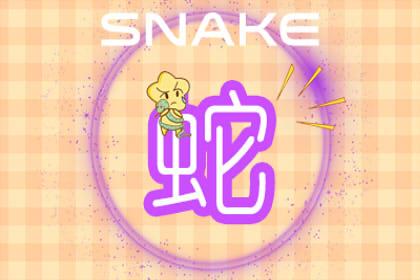 生肖蛇和什么最配 属蛇配什么生肖最好