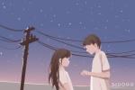 你爱上一个人会表现出来吗