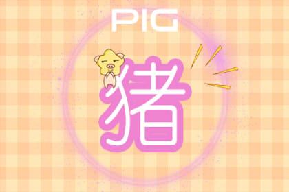 猪女配什么属相最好 属猪女的最佳婚配