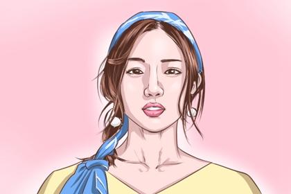 额头凹陷面相女人 是命运不好的面相吗
