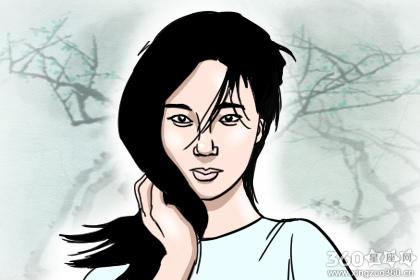 女子左眉头有痣图解 左眉有痣代表什么