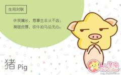 属猪十月出生的人命运 命运怎么样