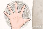 手指纹算命图解 分析手指指纹的秘密