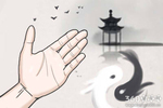 大拇指很长的人有没有福气