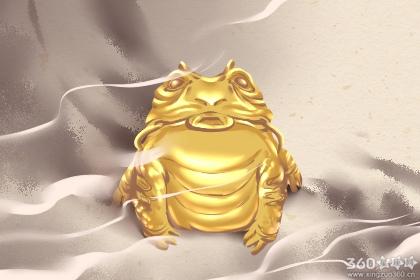 金蟾的寓意是什么 风水用品金蟾的作用