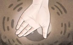女人右手断掌纹的命运 命运分析