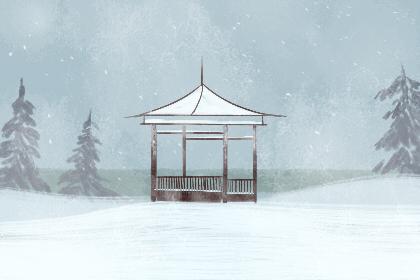 2020年的第一场大雪说说 朋友圈下雪说说