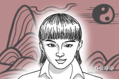 一脸横肉面相女人图片 面相分析