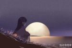 夕阳西下适合发朋友圈的短句 日落一句话发朋友圈