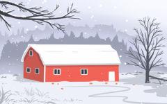 冬至简短祝福语八个字 温暖祝福语