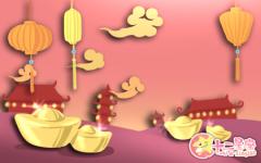 2020新年快乐 新年节日祝福语2020