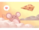 2020鼠年快乐图片 2020鼠年吉祥图