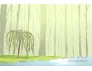 雨水节气图片简易画 关于雨水节气的绘画