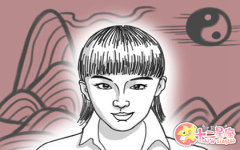 鼻梁起节的女人不轻易付出自己的感情