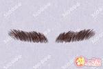 眉毛短的男人寿命 眉毛没有后半截的男人
