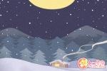 今年最后一次超级月亮来了 月亮又大又圆
