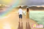 山东泰安现绝美双彩虹 双彩虹的寓意和象征