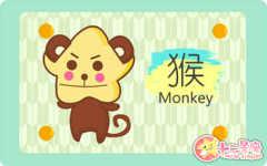 属猴在喜欢的人面前表现 属猴爱你的表现