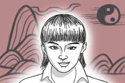 女人悬针纹变福针纹 悬针破印的特质