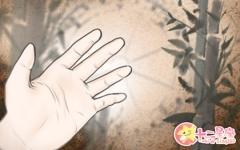 女子右手掌纹图解 右手手相算命