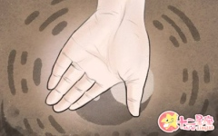 女人朱砂掌的手相代表什么 命运如何