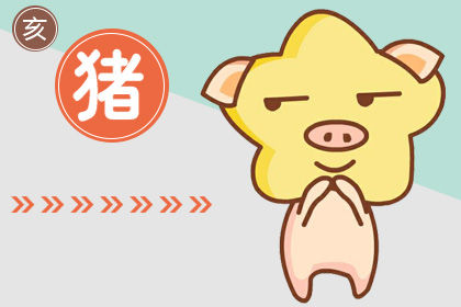 83年的猪是什么命 1983年属猪命运