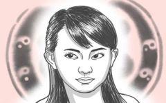 眉毛的浓密对于女性运势的影响