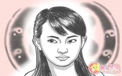 女人右眉上方的痣图解 面相算命