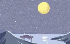 春节前后多场行星合月上演 行星合月预兆