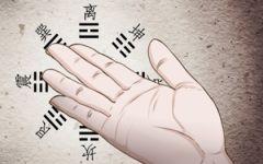 手掌上的痣的位置与命运图解 手掌长痣好么