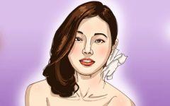 最易出轨妇女的面相特征 眉毛稀少印堂过宽