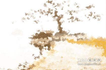 初秋美景图片,初秋竖版山水风景图片精选