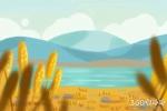 梦见稻谷国画是吉兆吗?有什么含义