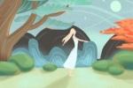 梦见落水被女人救有什么含义?