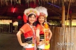 高山族服饰 传统服饰的流传