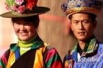 土族民族服饰 极致的手工艺服饰