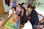 社区母亲节活动 歌颂我们的母亲