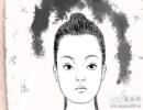 八字眉仰月唇的女人性格分析
