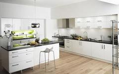 厨房家具最易忽略的风水常识